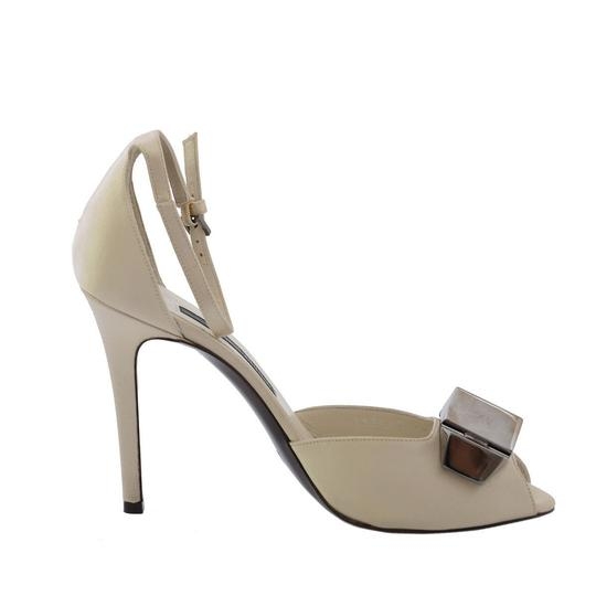 Gianfranco Ferre Beige Sandals