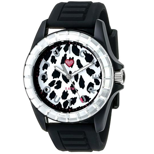 Juicy Couture Juicy Couture Women's Juicy Sport Analog Display Quartz Black Watch