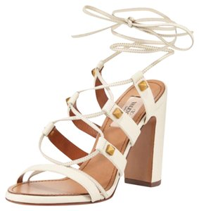 d9cebea0e62 Valentino Rockstud Sandals - Up to 70% off at Tradesy