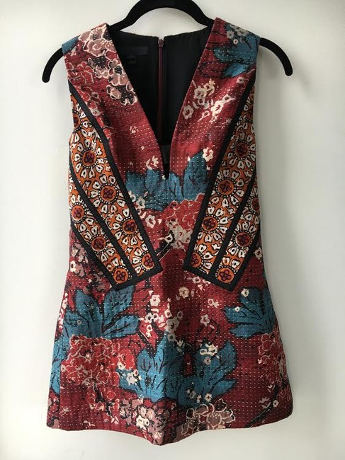 Burberry Prorsum short dress Isabel Marant Tory Burch Zimmermann Tibi Rachel Zoe on Tradesy