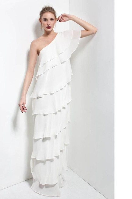 White Maxi Dress by Rachel Zoe Haute Hippie Elizabeth James Alice Olivia Isabel Marant Zimmermann