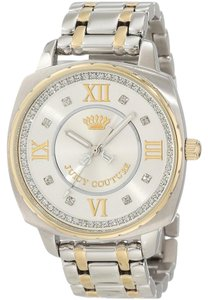 Juicy Couture Juicy Couture Women's Beau Two Tone Bracelet Watch