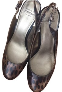 Circa Joan & David leopard Pumps