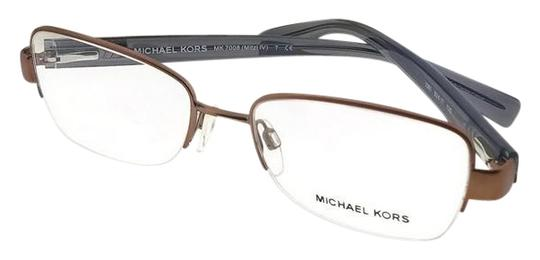 Preload https://img-static.tradesy.com/item/21708201/michael-kors-brown-mk7008-1081-53-mitzi-women-s-frame-genuine-eyeglasses-0-3-540-540.jpg