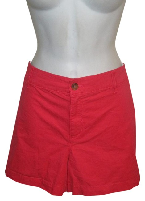 Preload https://img-static.tradesy.com/item/21708241/old-navy-coral-minishort-shorts-size-16-xl-plus-0x-0-1-650-650.jpg