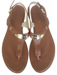 Michael Kors Tan brown Sandals