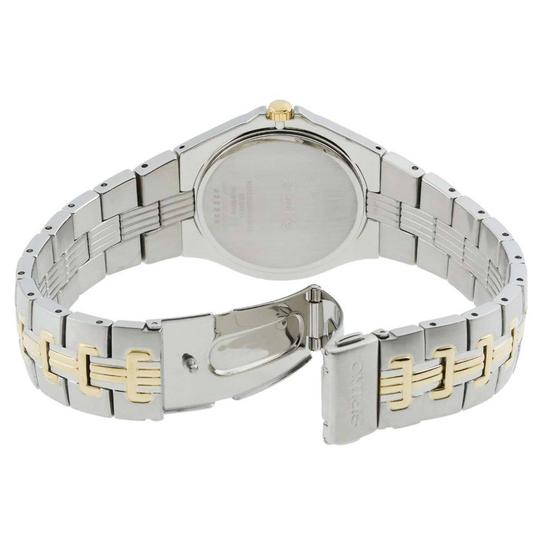 Seiko Seiko Men's SGEC68 Two-Tone Stainless steel Watch