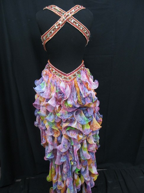 Dave & Johnny Pageant Homecoming Dress