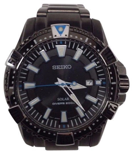 Preload https://img-static.tradesy.com/item/21709033/seiko-men-s-solar-divers-200m-black-ion-plated-stainless-steel-watch-0-1-540-540.jpg