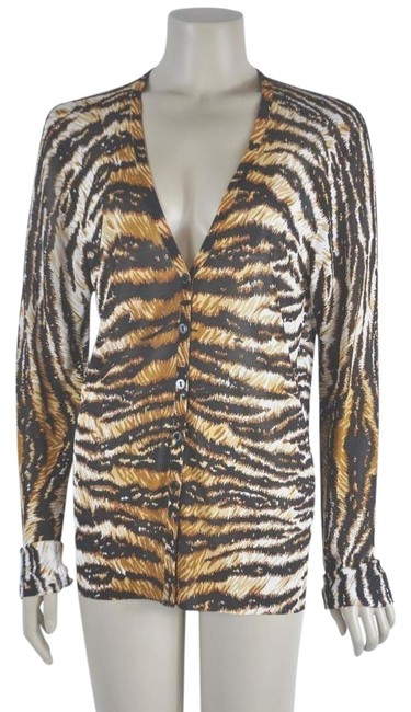 Preload https://img-static.tradesy.com/item/21709112/dolce-and-gabbana-multi-color-dolce-and-gabbana-long-sleeve-leopard-print-cardigan-size-12-l-0-3-650-650.jpg