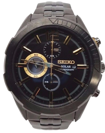 Preload https://img-static.tradesy.com/item/21709246/seiko-recraft-series-men-s-quartz-solar-ssc395-watch-0-1-540-540.jpg