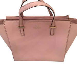 Kate Spade Satchel in pale pink