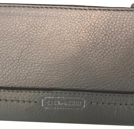 Coach Park Leather Medium Wallet - style # F49153