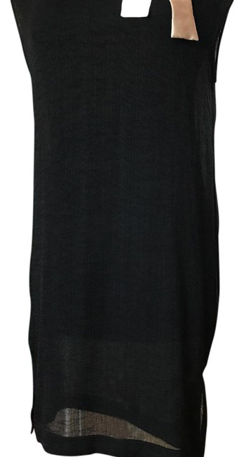 black Maxi Dress by Helmut Lang
