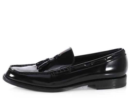 Preload https://img-static.tradesy.com/item/21709897/saint-laurent-black-tasseled-leather-loafers-flats-size-us-12-regular-m-b-0-0-540-540.jpg