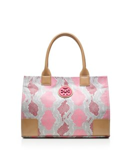 Tory Burch Tote in Carnation