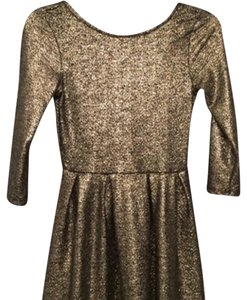 One Clothing Fit And Flare New Long Sleeve Dress