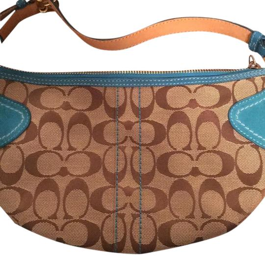 Preload https://img-static.tradesy.com/item/21710664/coach-small-demi-monogram-in-brown-with-turquoise-leather-and-suede-hobo-bag-0-1-540-540.jpg