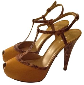 cfb92002b0 Women's Yellow Nine West Shoes