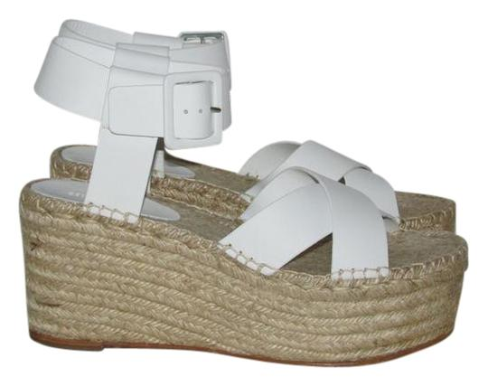 Preload https://img-static.tradesy.com/item/21711908/celine-optic-white-leather-espadrilles-wedges-size-us-8-regular-m-b-0-1-540-540.jpg