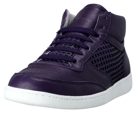 Preload https://img-static.tradesy.com/item/21712316/dolce-and-gabbana-purple-dolce-and-gabbana-women-s-leather-fashion-sneakers-sneakers-size-us-85-regu-0-1-540-540.jpg