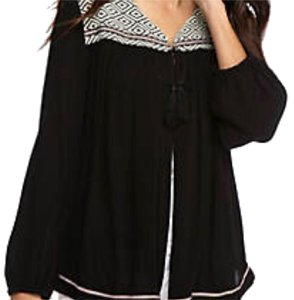 New Directions Top black