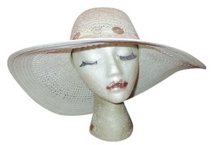 Panama Jack wide brim UV protection floppy