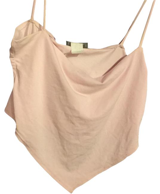 Preload https://img-static.tradesy.com/item/21713119/mandee-pink-hankerchief-night-out-top-size-12-l-0-1-650-650.jpg