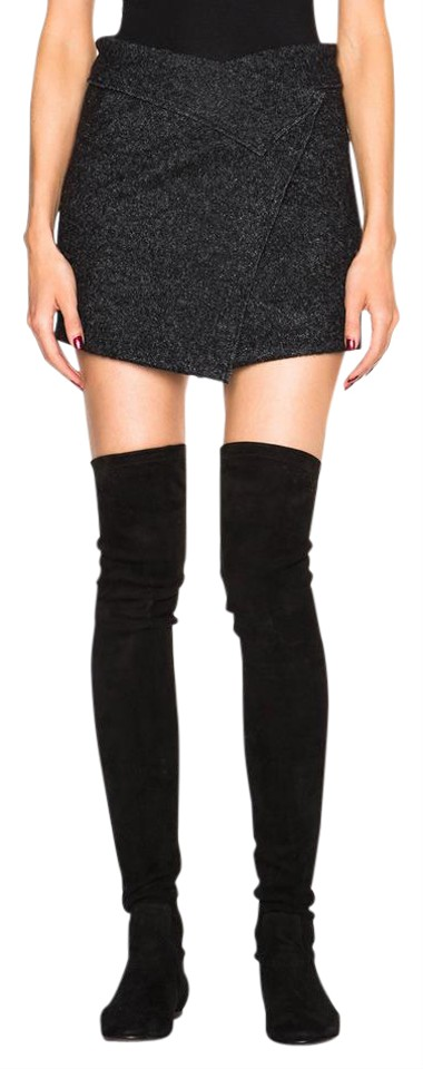 80a55e24d8a toile Isabel Marant Brenna Suede Overtheknee Chic Black Boots Image 0 ...