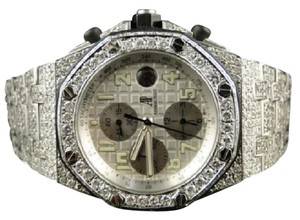 Audemars Piguet Royal Oak Offshore Diamond Watch 23 Ct