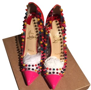 Christian Louboutin Muti-color Pumps