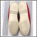 Band of Outsiders Sperry Boat Canvas red Flats Image 2