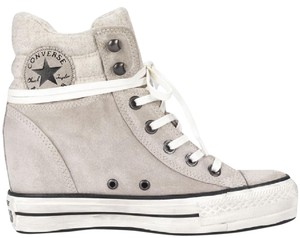29d41813b94 Converse Grey Platforms. Converse Grey Womens Chuck Taylor All Star Hi ...