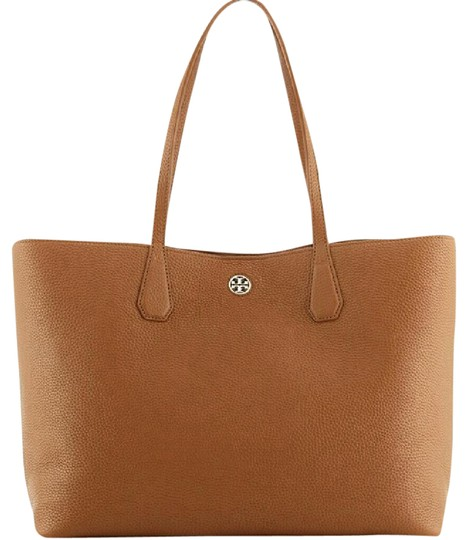 Preload https://item4.tradesy.com/images/tory-burch-perry-bark-pebbled-leather-tote-21714733-0-1.jpg?width=440&height=440