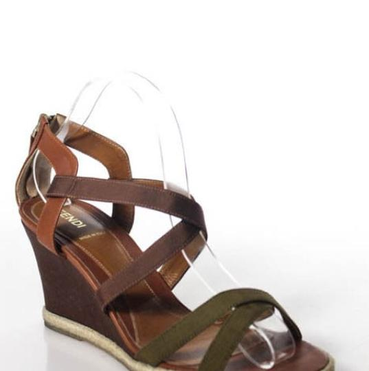 Fendi Wedges Image 4