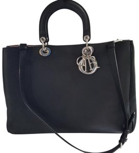 Dior Issimo Issimo Issimo Tote in Black