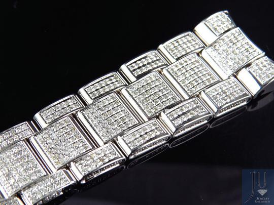 Jewelry Unlimited Brand New Mens Datejust II 41mm Pave Set Diamond Band with 9 Ct Custom Image 4