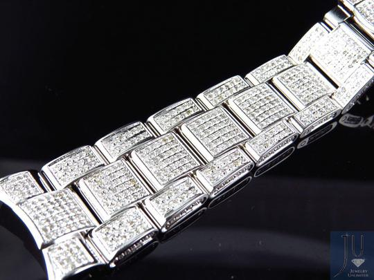 Jewelry Unlimited Brand New Mens Datejust II 41mm Pave Set Diamond Band with 9 Ct Custom Image 5
