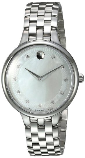 Preload https://img-static.tradesy.com/item/21715322/movado-trevi-mother-of-pearl-dial-stainless-steel-ladies-watch-0-1-540-540.jpg