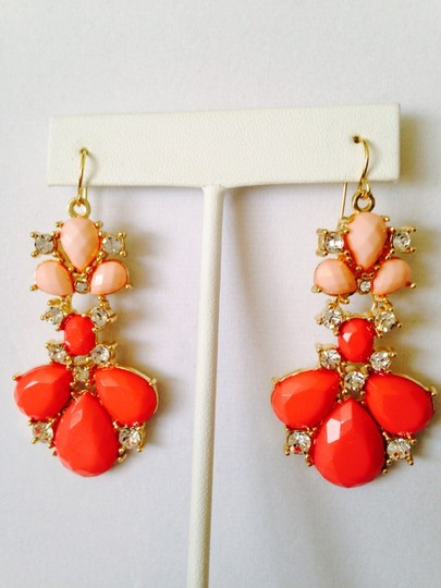 Other Embellished by Leecia 3-Piece Set Faceted Shades Of Orange Image 5