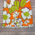 Trina Turk Multi Orange Kumquat Musita Floral Short Cocktail Dress Size 4 (S) Trina Turk Multi Orange Kumquat Musita Floral Short Cocktail Dress Size 4 (S) Image 8
