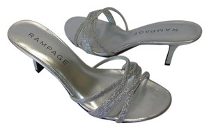 Rampage Formal/everyday Size 6m SILVER Sandals