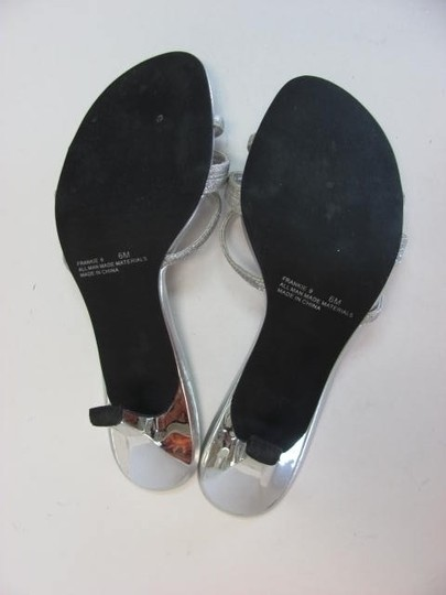 Rampage Formal/Everyday 6m SILVER Sandals