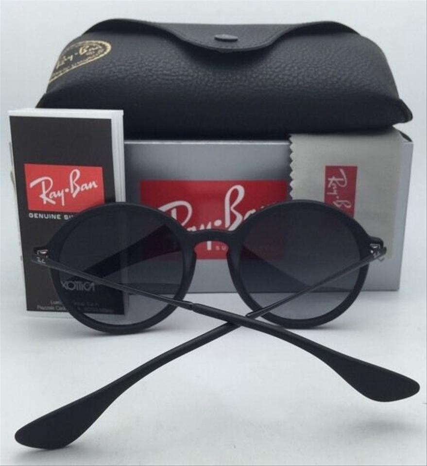 aa9ca91ad6a Ray-Ban Rb 4222 622 8g 50-21 Black Rubber Frame W  Grey Gradient New 622 8g  W  Fade Sunglasses - Tradesy
