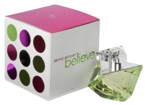 Britney Spears believe perfume 3.3oz