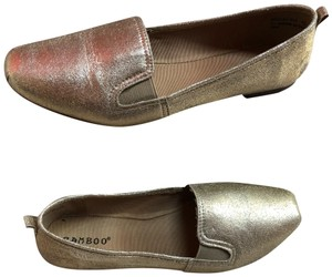 Bamboo gold Mules