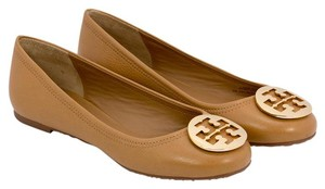 Tory Burch 50008691 Royal Tan/Gold Flats