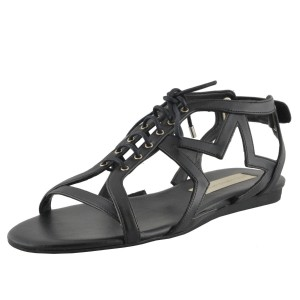 Stella McCartney Black Sandals
