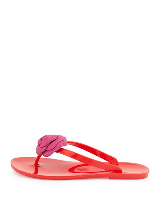 Kate Spade Red Jelly New York Fayette