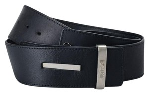 Just Cavalli Just Cavalli Women's Black Adjustable Wide Belt US 36-42 IT 90-105